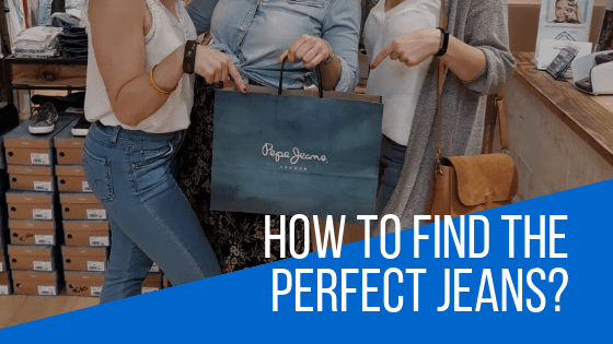 Perfect Jeans - Anke Stienen - Fashion Stylist