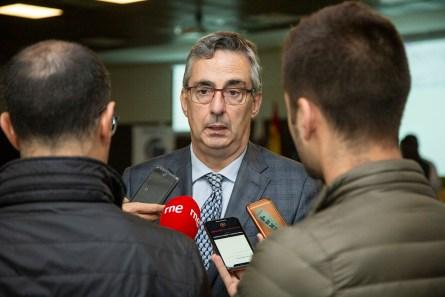 Juan Luis Sánchez presidente Clúster Marítimo de Cantabria