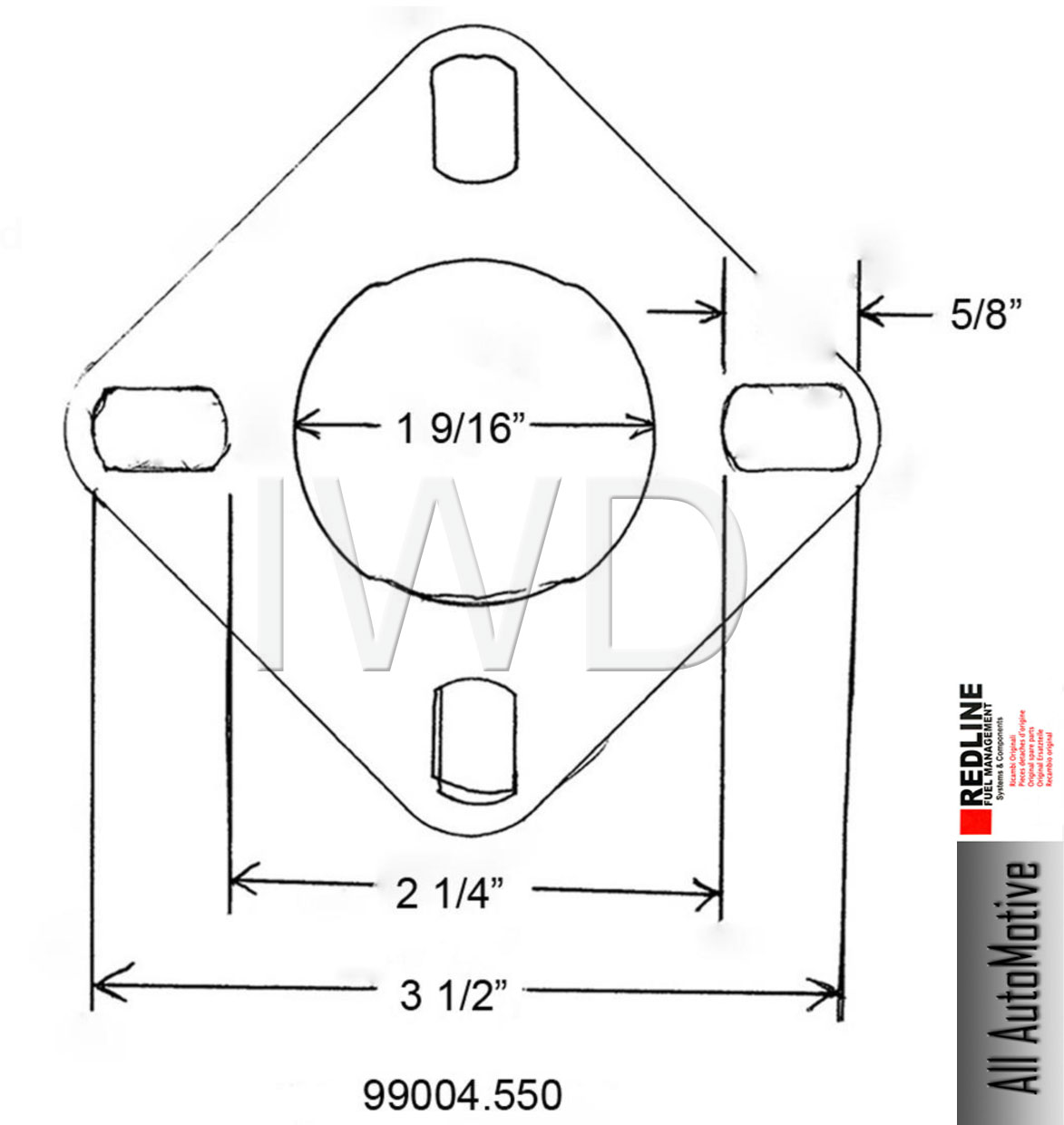 Weber Carb Adapter Plate 1bbl Stock Carb To 2bbl Weber 32 36 See Detailed Info