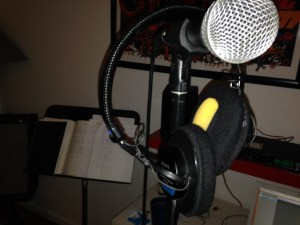 Recording in the Home Studio
