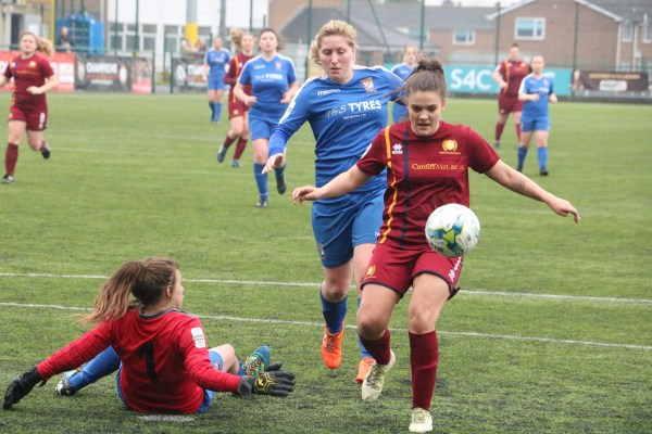 Cardiff Met Ladies