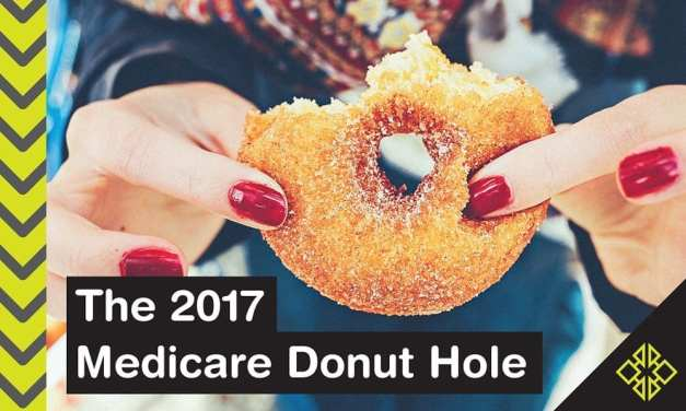 The Medicare Gap: The Donut Hole in 2017 and Beyond