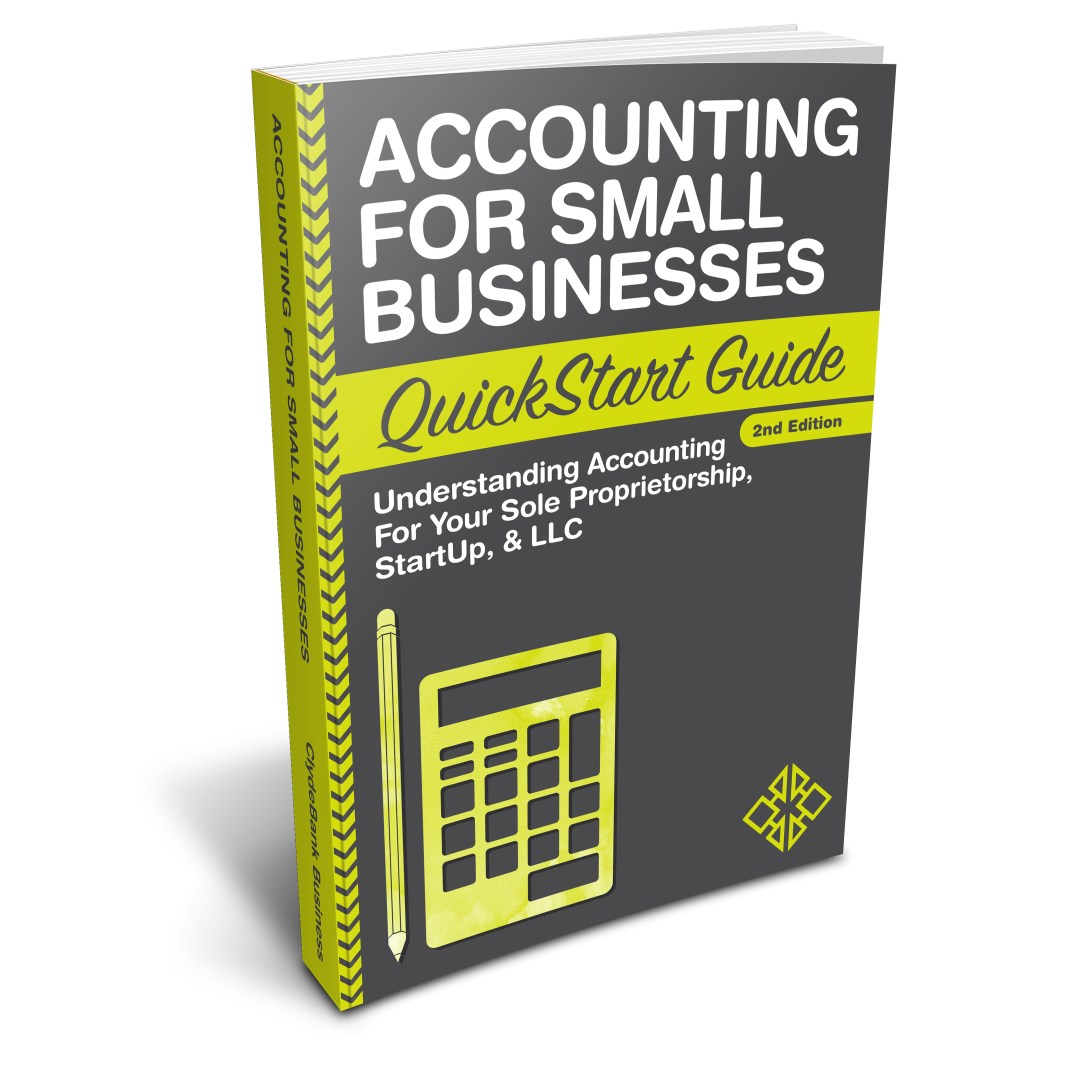 Is your small business prepared for an audit? Get a handle on the finances of your small business and stop leaving cash on the table with the Accounting for Small Business QuickStart Guide.