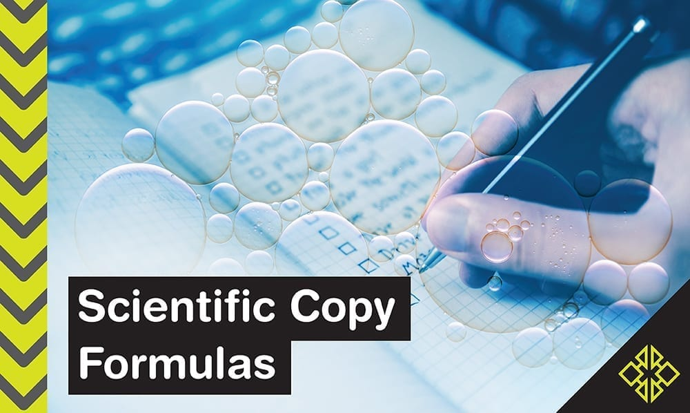Use these tried and true copywriting formulas to supercharge your copy today!