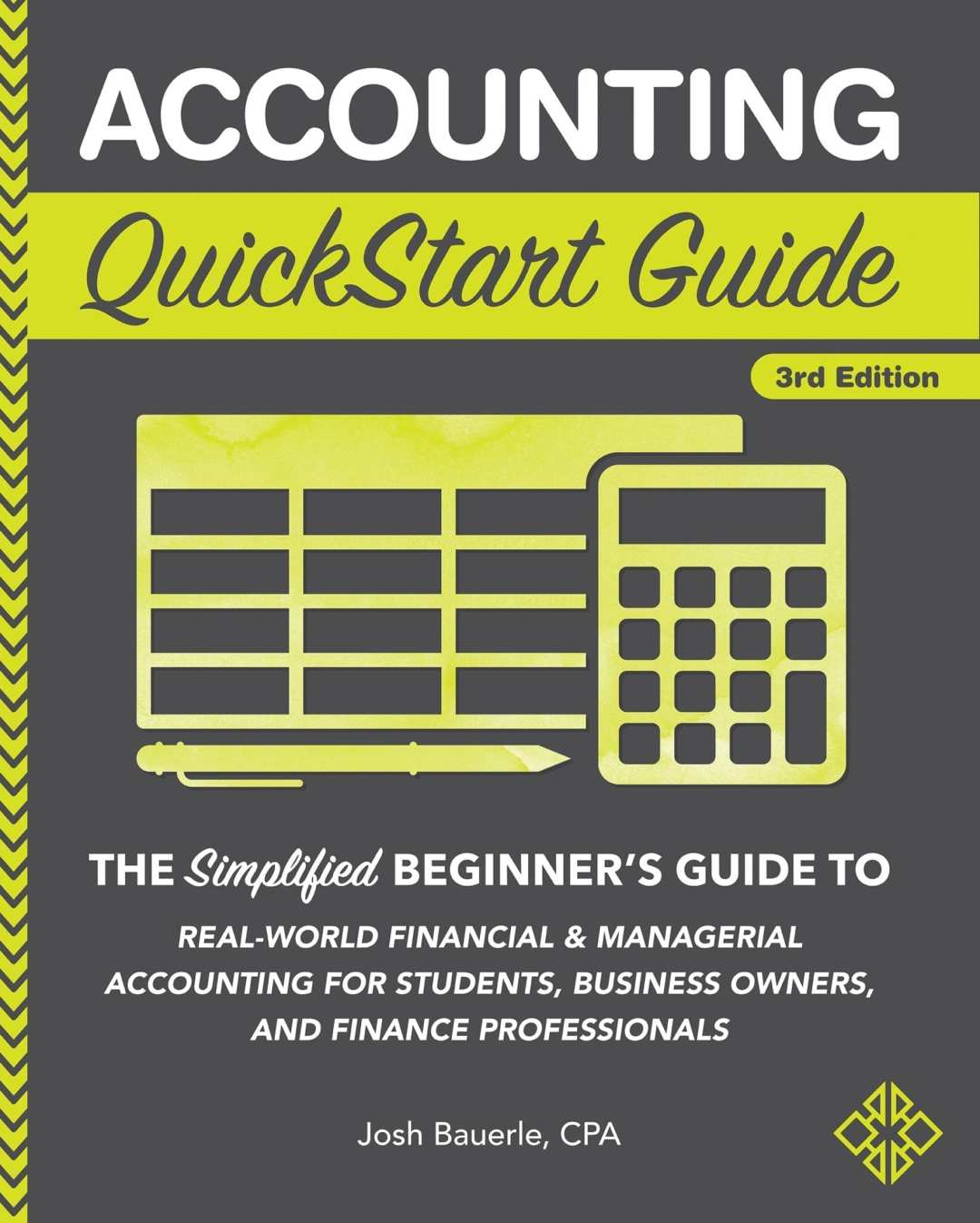 Download the cover of the Accounting QuickStart Guide here