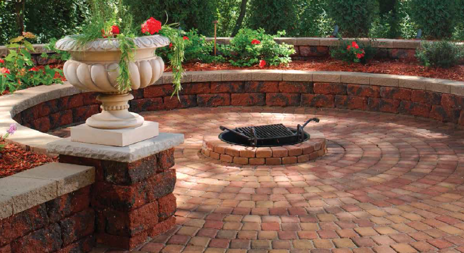 paver styles and paver colors clyde