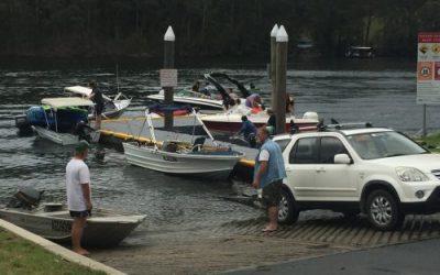 Nelligen Boat Ramps