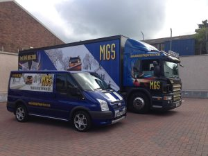 MGS Van and Truck Graphics