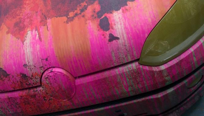 Pink rust anyone?
