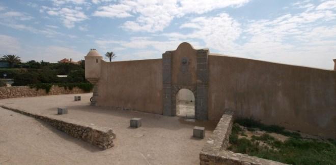 Forte S. Jorge de Oitavos - Centro de Interpretação
