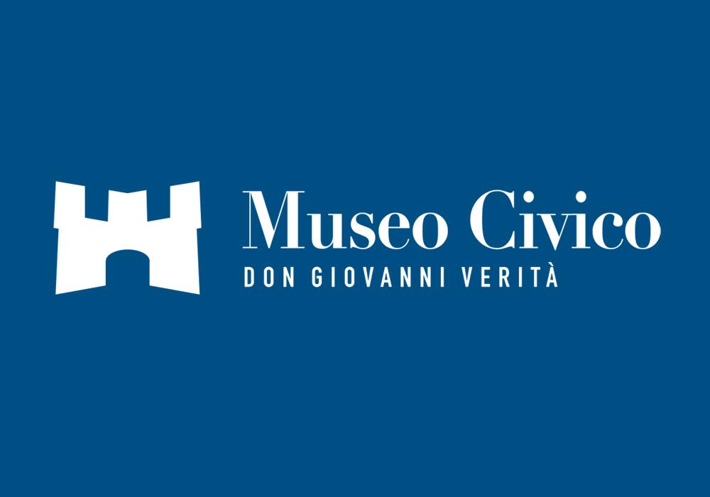 logo Museo Civico Don Giovanni Verità