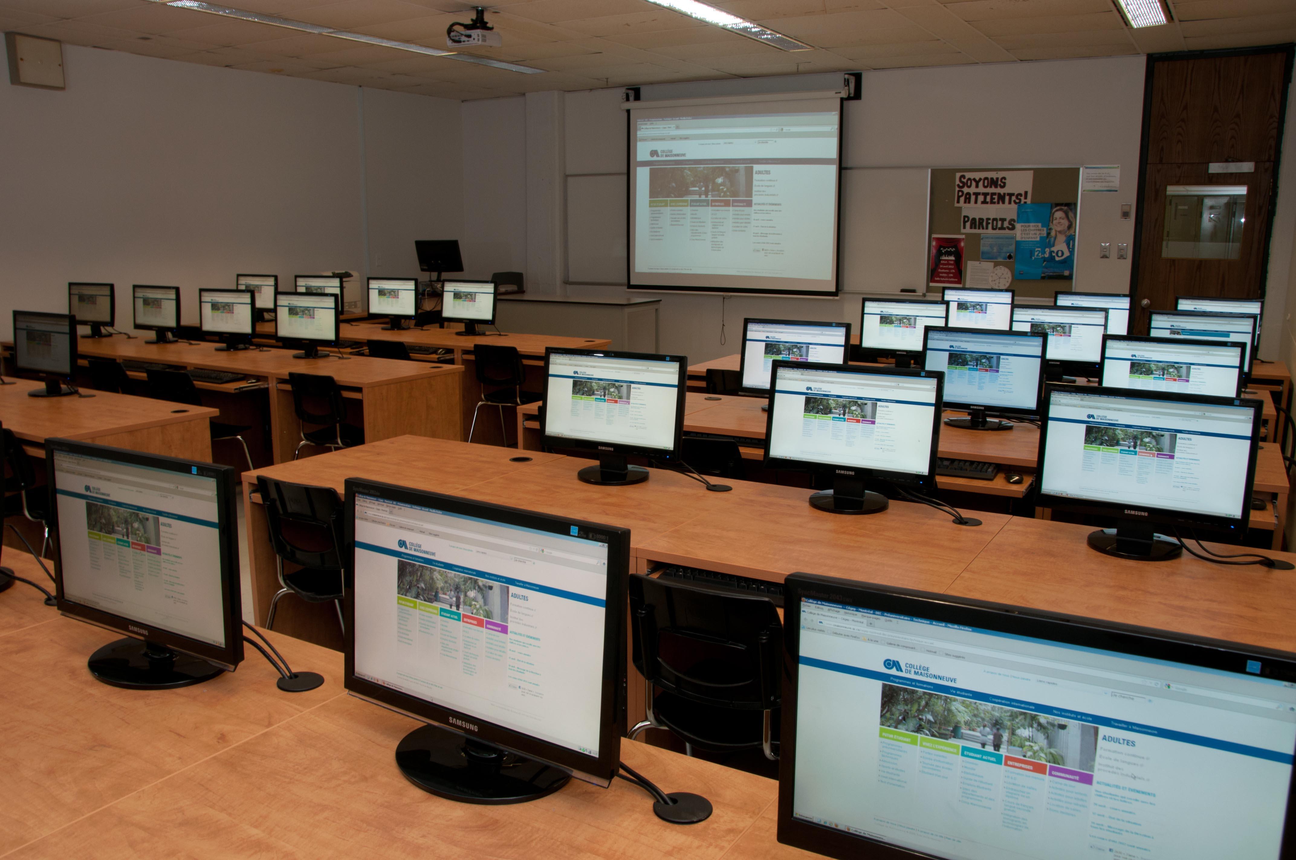 Laboratoires Informatiques Collge De Maisonneuve
