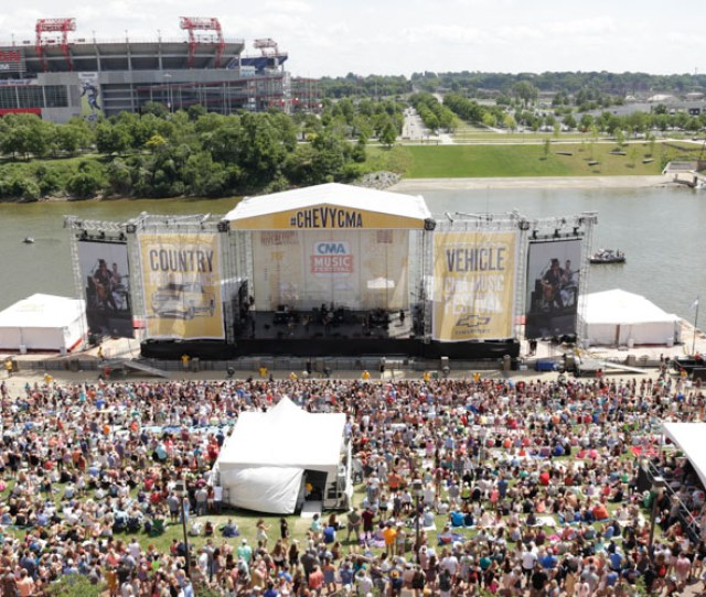 A Thousand Horses Perform At The Chevrolet Riverfront Stage On Saturday June 10 During The 2017 Cma Music Festival In Downtown Nashville