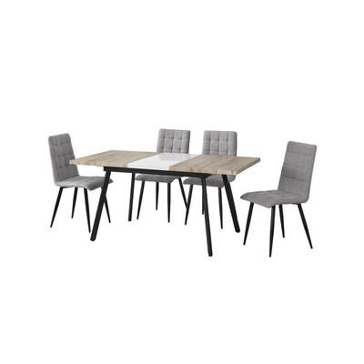 conjunto-mesa-oliver-4-sillas-gris