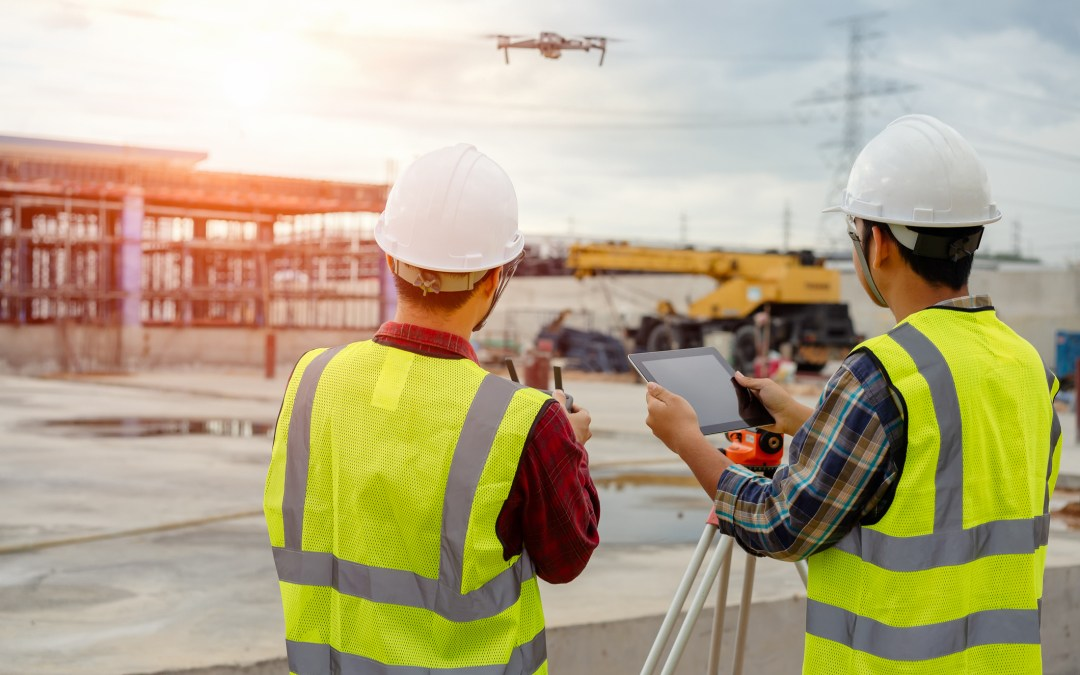 How Drones are Assisting Insurance Adjusters With Construction Claims