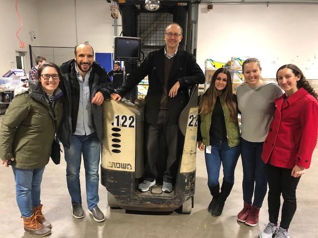 CMBG3 Team Members Volunteer at Greater Boston Food Bank