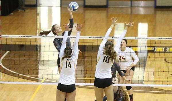 Athena Volleyball: Knocking off No. 1   Claremont McKenna ...