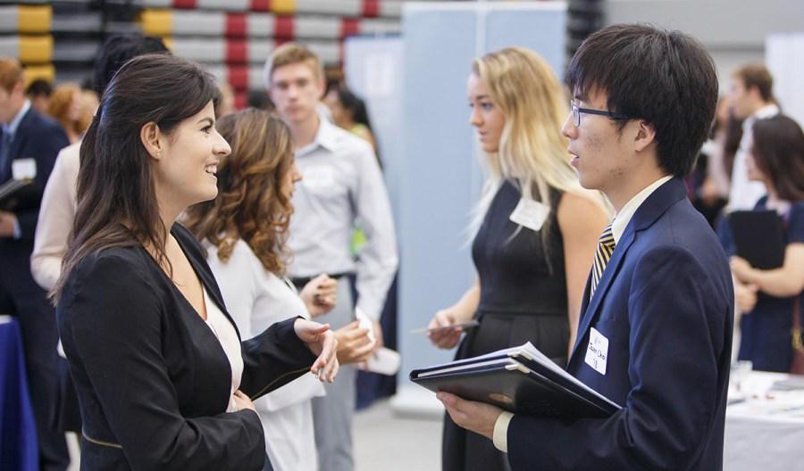 Career Fairs/Meet-Ups   Claremont McKenna College