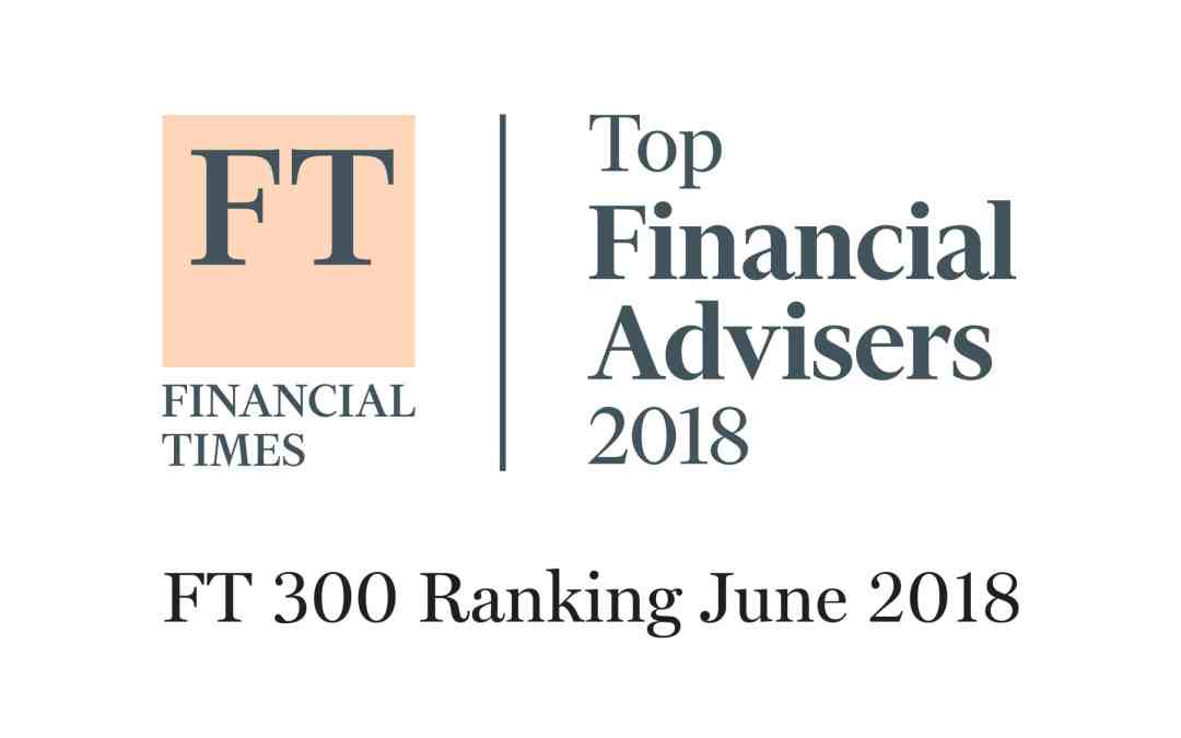 The Capital Management Corporation Named to 2018 Financial Times 300 Top Registered Investment Advisers