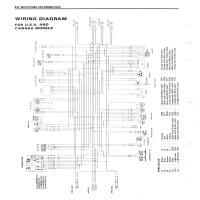 Diagrama suzuki vx800