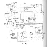 Diagrama yamaha rd350