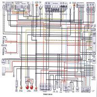Diagrama yamaha tdm850 96 98