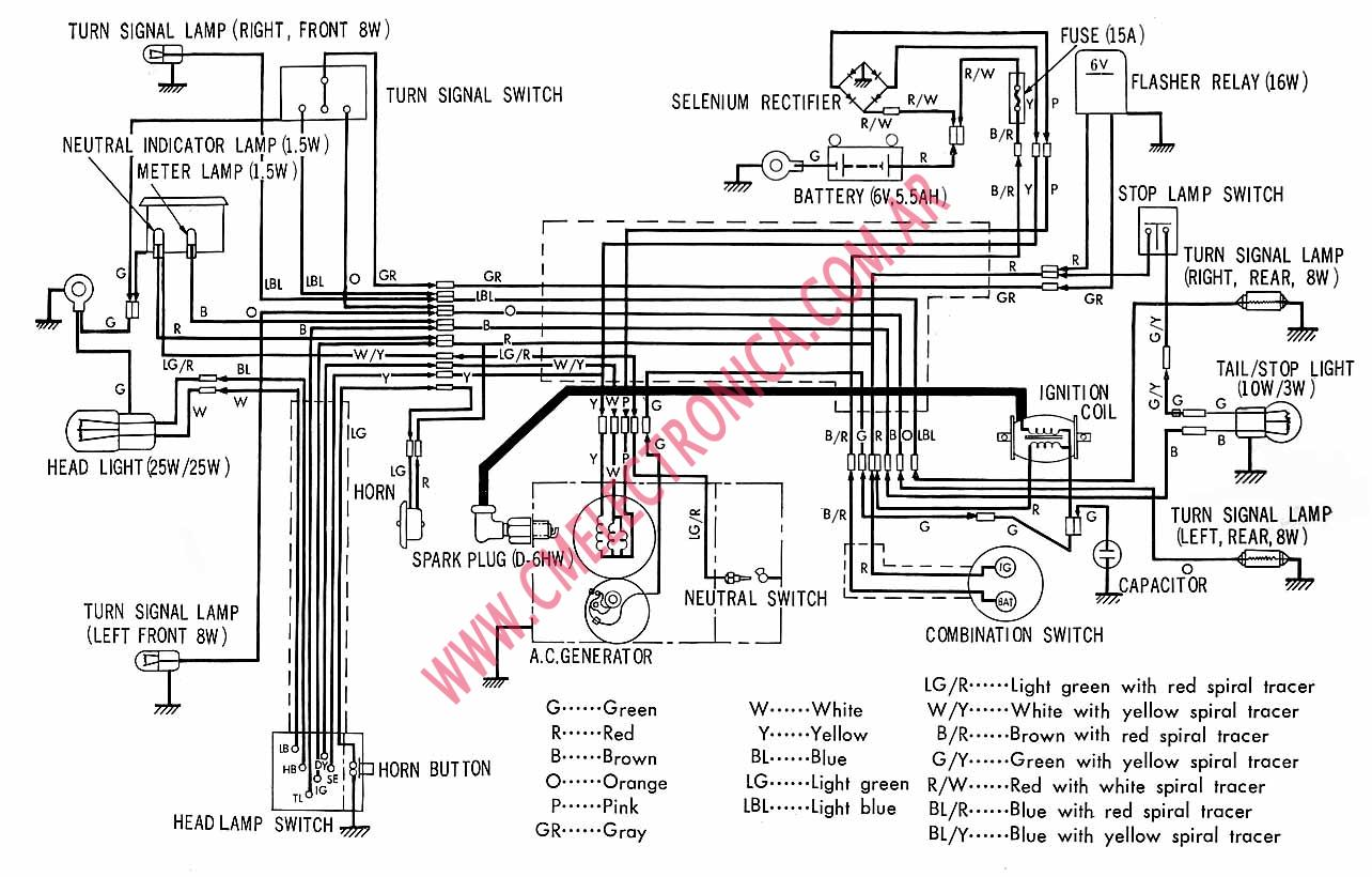 Wire Diagram Chevy C70