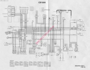 Honda Atv Ignition Switch Wiring Diagram  Wiring Diagram