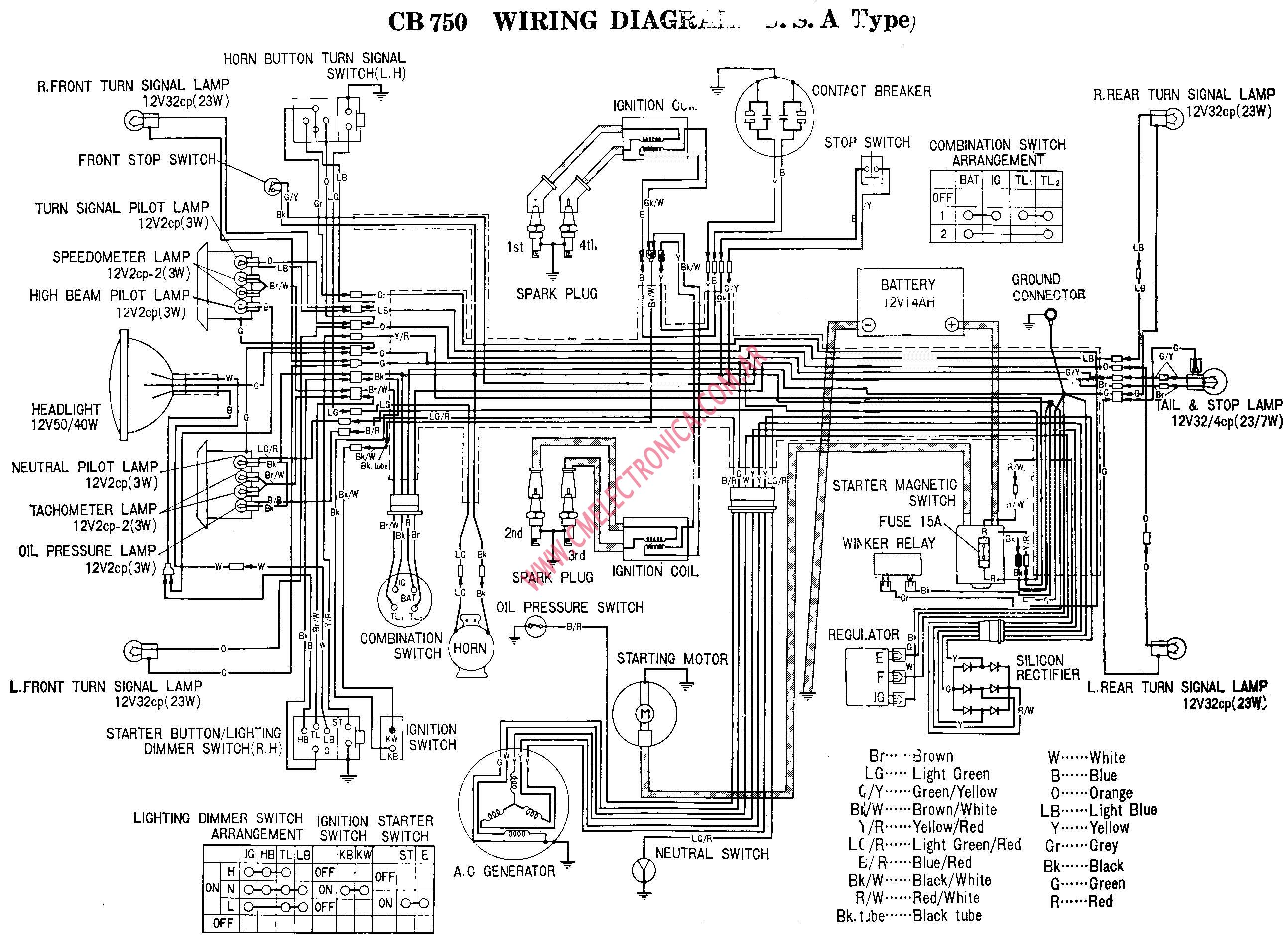 Honda Shadow 750 Wiring Diagram Free Engine