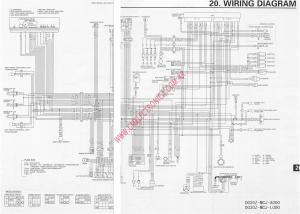 Color Wire Diagram Cbr 600 F3 | Wiring Library