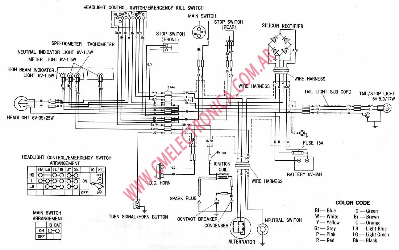 Swc Wiring Diagram