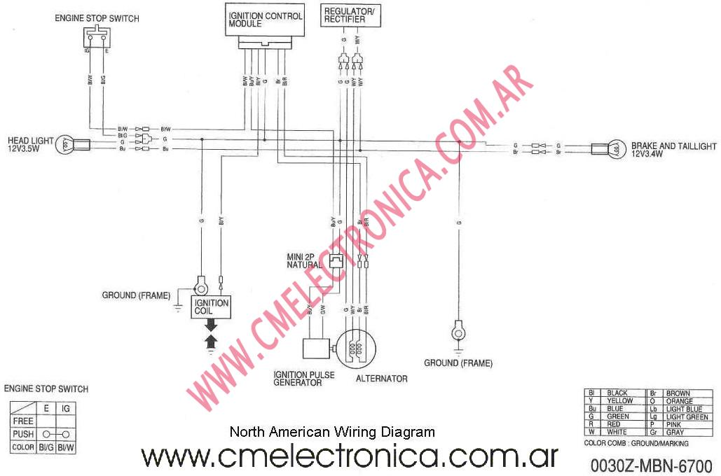 Baja Designs Dual Sport Kit Wiring Diagram also Honda Xl 250 Workshop Manual Wiring Diagrams besides Mf 135 Diesel Wiring Diagram Manual besides Wiring Diagram For A Motor Starter furthermore Xr650r Wiring Diagram. on honda xr400 wiring diagram
