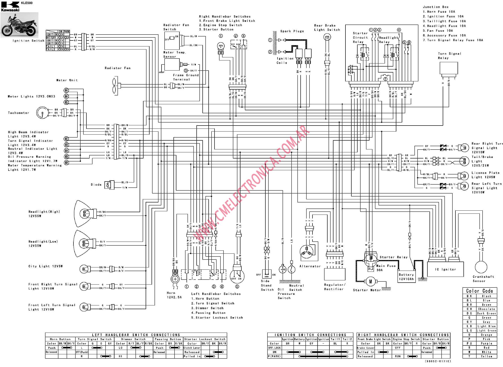 Pin Diagram Of Kawasaki Atv Parts Klf185 A1 Bayou 185