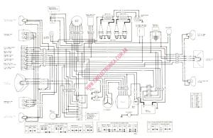 Kz1000 Wiring Diagram Picture | Wiring Library