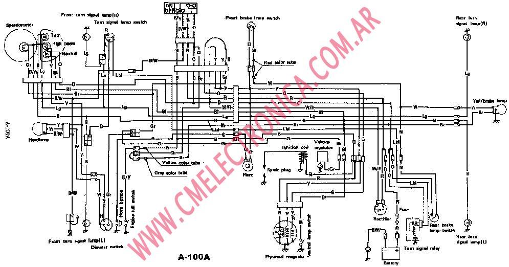 Suzuki X4 125 Wiring Diagram 805 Motorcycle Diagrams Dolgular: Suzuki X4 Motorcycle Wiring Diagram At Mazhai.net