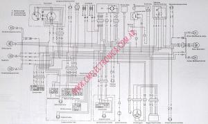 Diagrama suzuki dr750