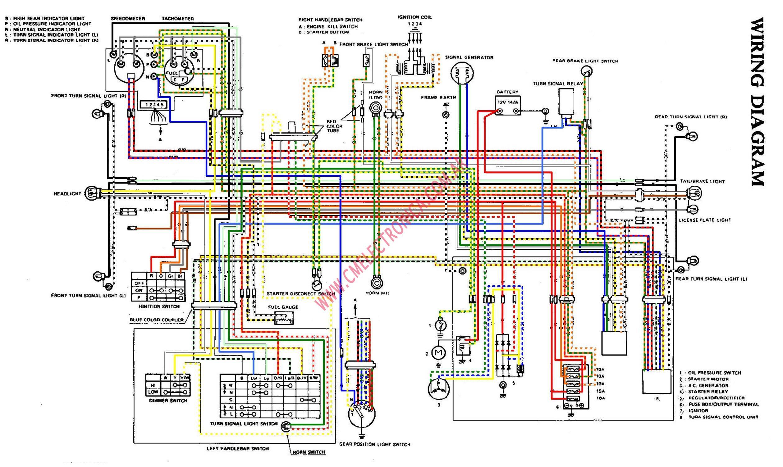 suzuki gs1000?resize\=665%2C397 2001 suzuki sv650s wiring diagram wiring diagrams suzuki sv650 wiring harness at gsmx.co