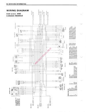 Vx Wiring Diagram | Wiring Library