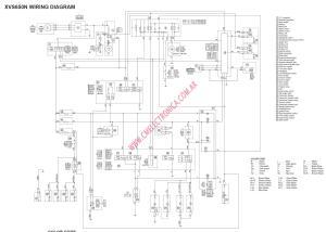 2004 Yamaha V Star 1100 Wiring Diagram   Wiring Library