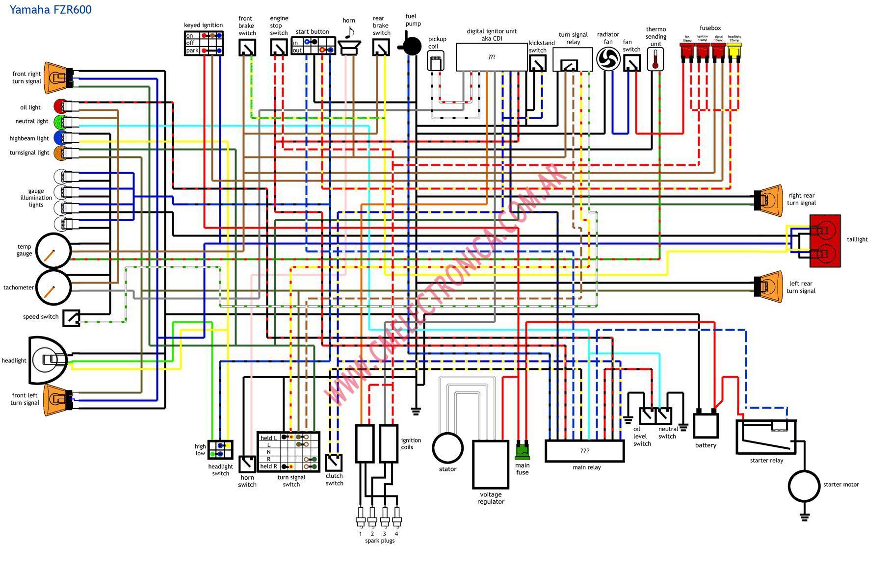 1986 Honda Accord Motor Spark Plug Diagram