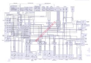 Diagrama yamaha xs tx500 63 79