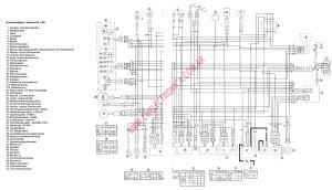 Diagrama yamaha xs1100