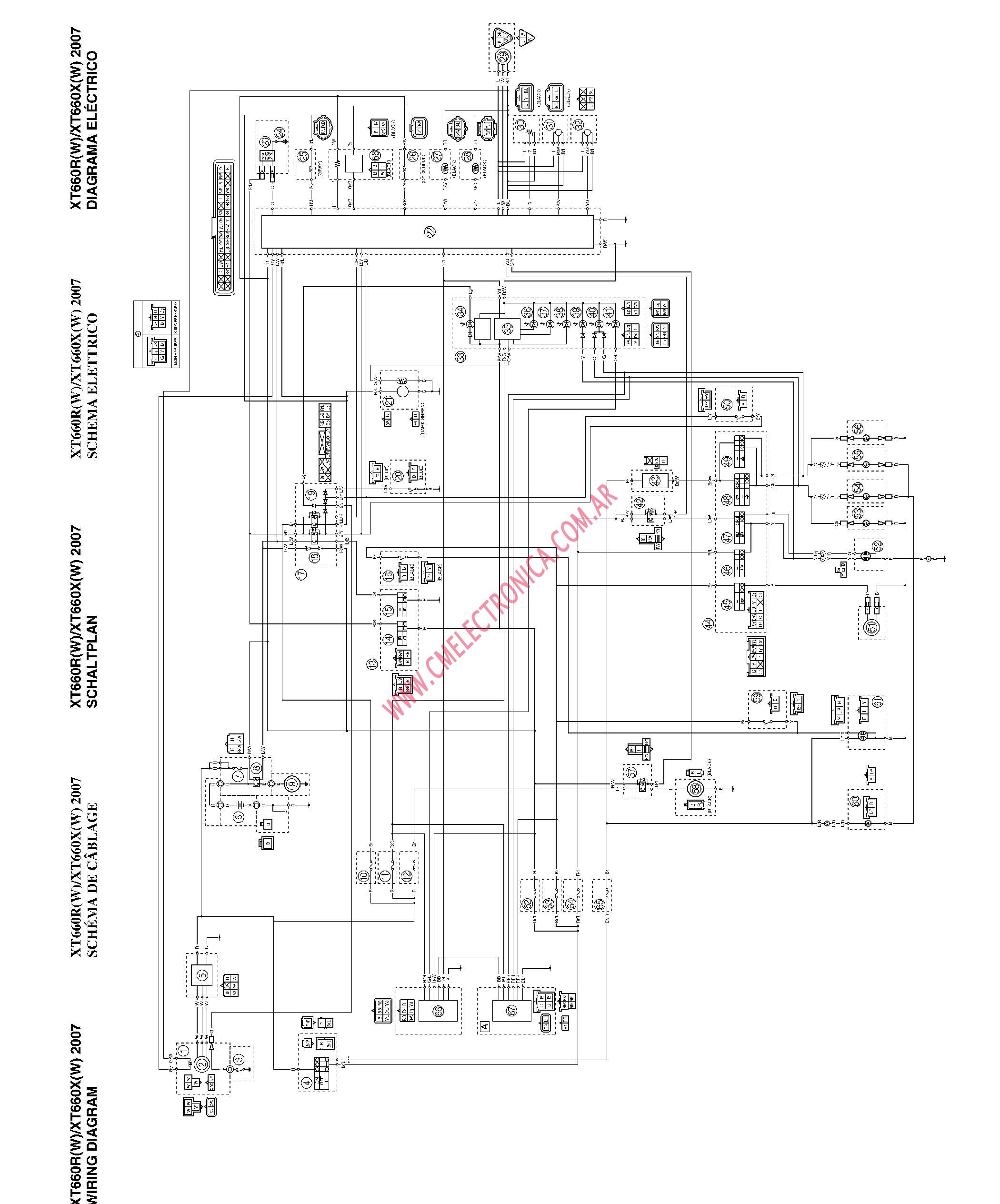 Yamaha Kodiak Atv Wiring Diagram