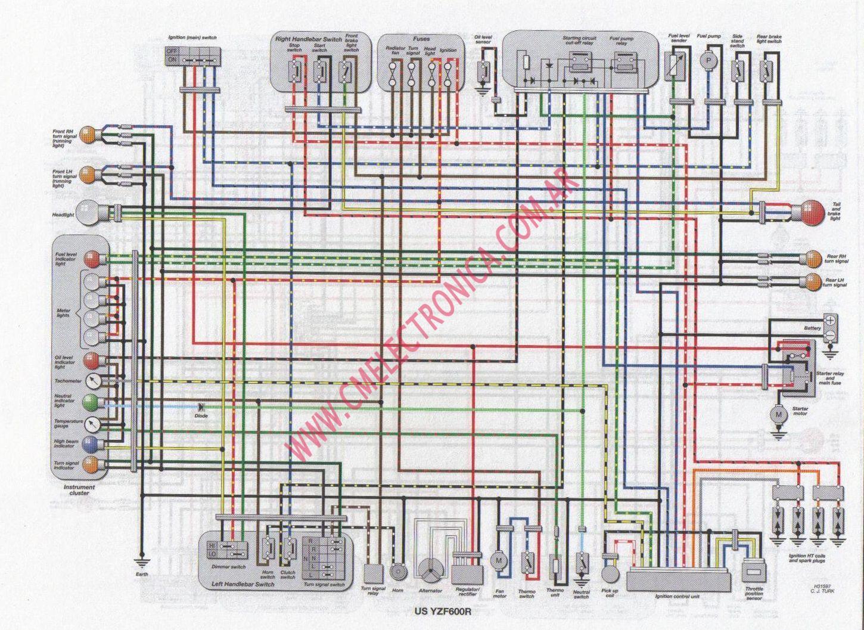 1997 Yamaha Virago 1100 Wiring Diagram: 1981 Yamaha Virago 750 Ignition Wiring  Diagram - Wiring
