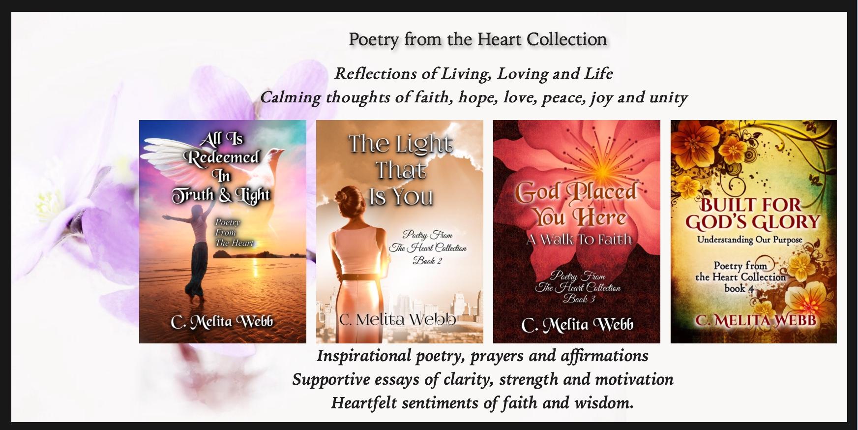 C Melita Webb Author