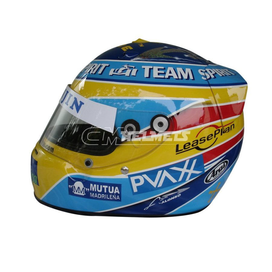 FERNANDO-ALONSO-2006-TEAM-SPIRIT-F1-REPLICA-HELMET-FULL-SIZE-2