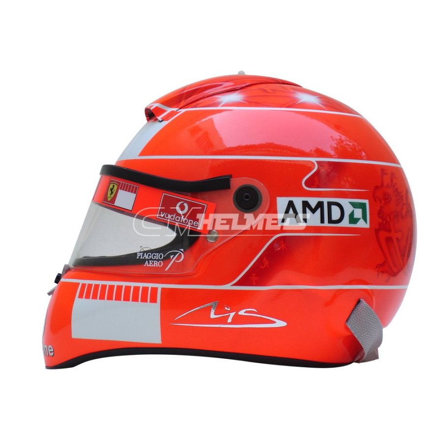 MICHAEL-SCHUMACHER-2006-NO-ADS-F1-REPLICA-HELMET-FULL-SIZE-3