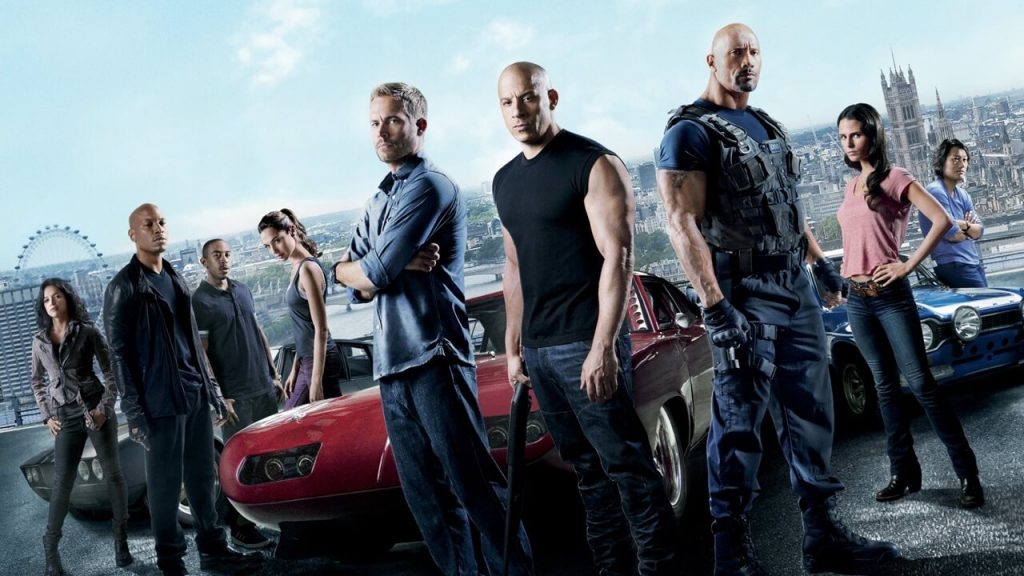 promo image for the fast and furious movies