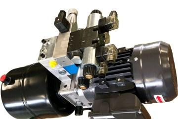 Minicentrale oleodinamica filtrazione