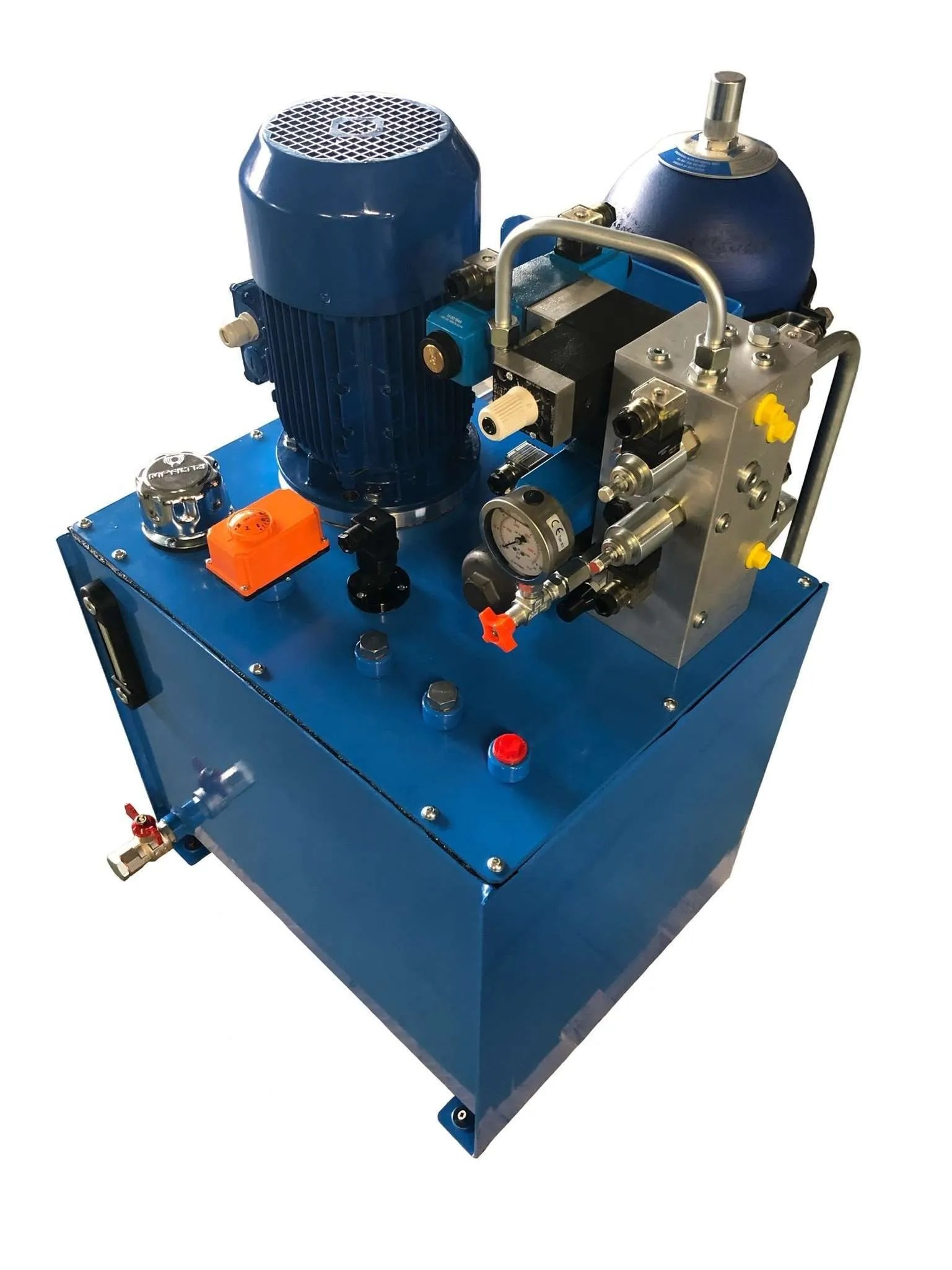 Hydraulic Power Packs for hydro energy sector